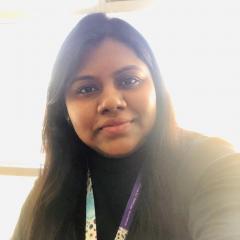 Monisha Ganesan